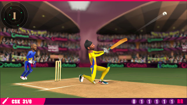 All Star Cricket APK