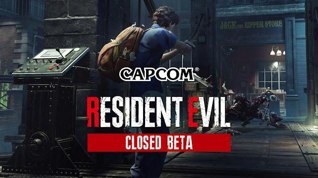 capcom resident evil game closed beta ambassador program january 2021 survival horror ps4 ps5 playstation xbox series x