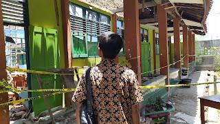 Ini Penjelasan Kadisdik Kabupaten Cirebon Soal SMPN 2 Plumbon Ambruk