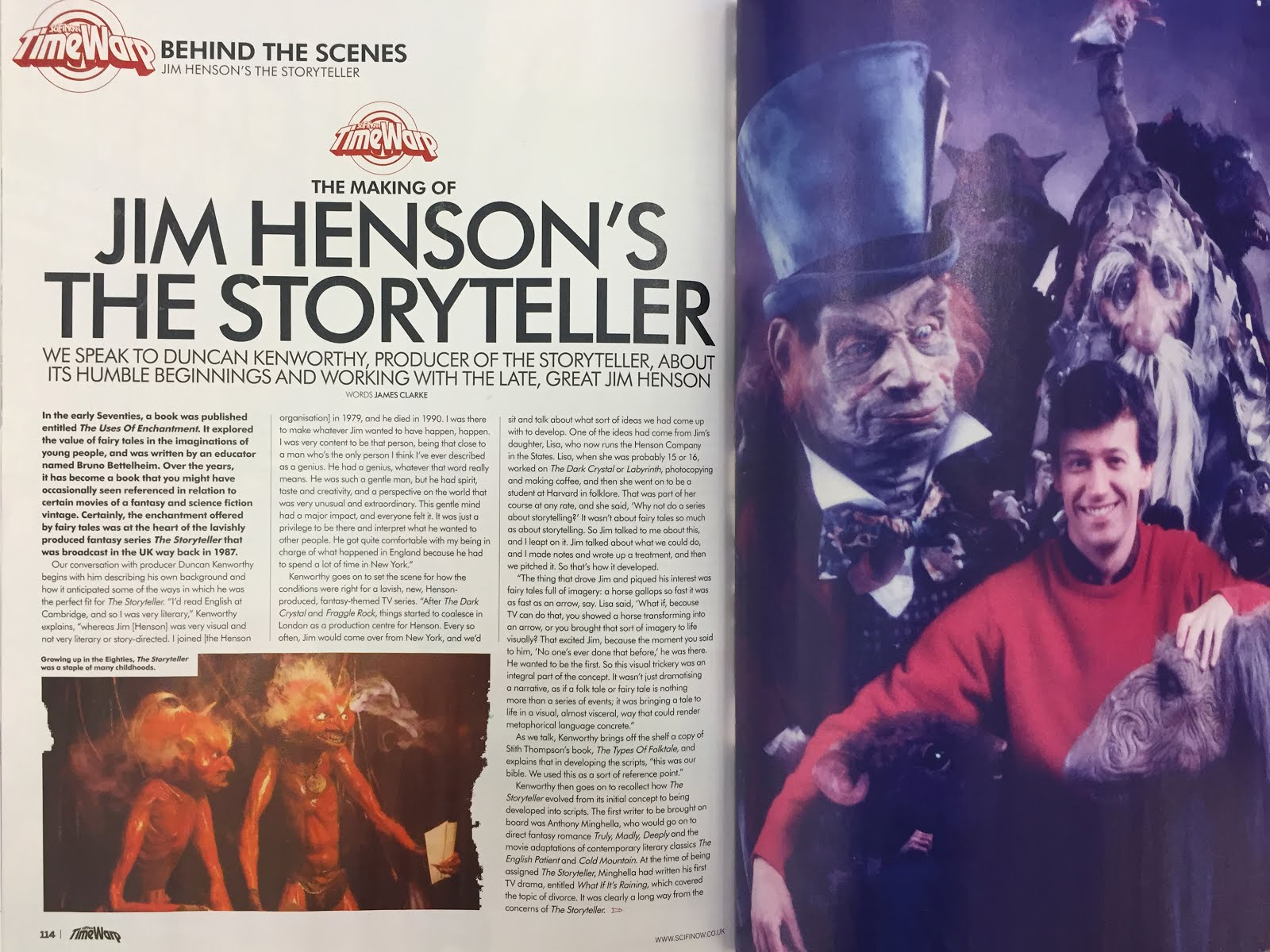 the relationship between jim hensons dark The center for puppetry arts the relationship between the center and jim henson began with kermit the frog and henson center for puppetry arts | jim henson.