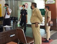 Jenguk  Balita Positif Covid-19 asal Lobar, Kades Jeringo Atensi Pelayanan RSUD NTB