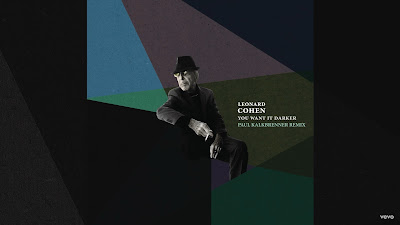 Leonard Cohen - You Want It Darker ( Paul Kalkbrenner #Remix )