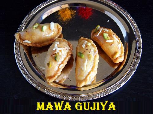 Holi Special Gujiya Recipes In Hindi
