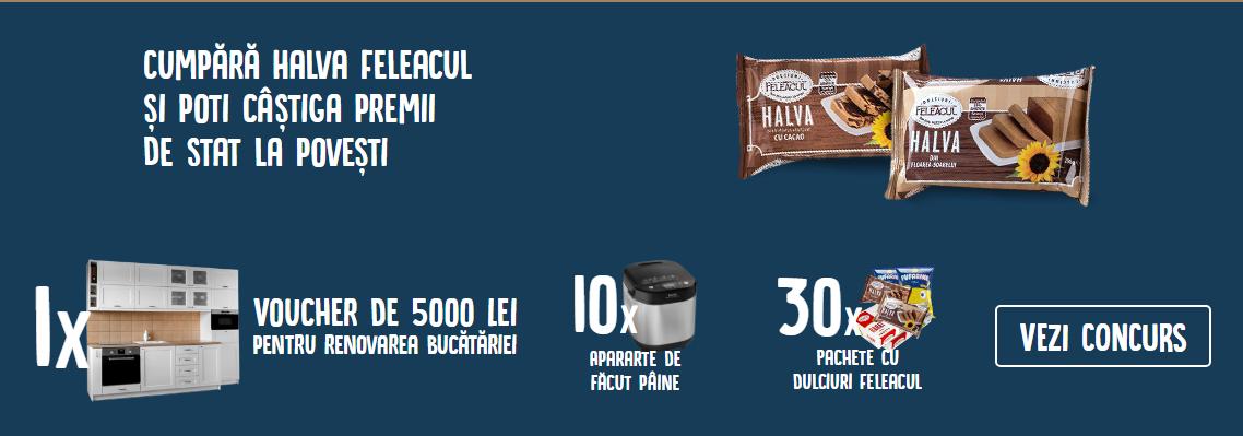 Concurs Feleacul 2020 - Castiga un voucher eMAG de 5000 lei pentru renovarea bucatariei - castiga.net