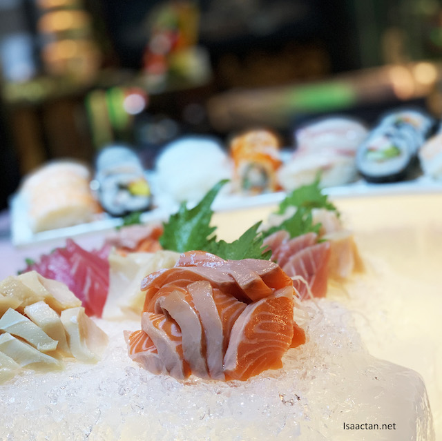 Beautiful Sashimi
