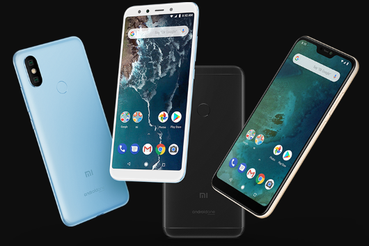 Smartphone Android One Terbaik Agustus 2019