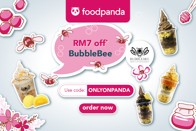 Sweeten your CNY with BubbleBee