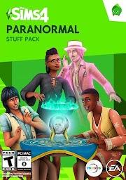 โหลดเกมส์ [Pc] The Sims 4 Paranormal Stuff Pack | สื่อสารกับวิญญาณ เดอะซิมส์ 4