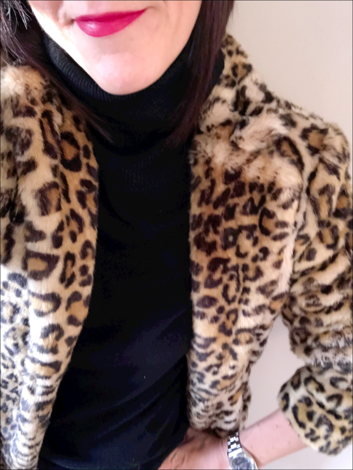 Wiwt Leopard Print Cropped Flares
