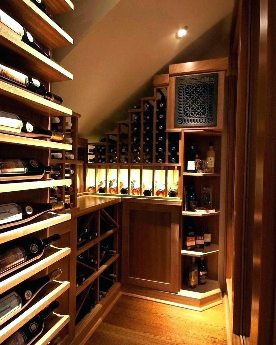 18++ Magnificent Cellar Architecture Idea