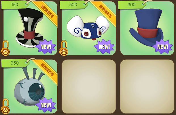 Image of: Spooky Animal Jam What Is Top Hat Worth Pinterest 20 Animal Jam Rare Top Hat Pictures And Ideas On Meta Networks