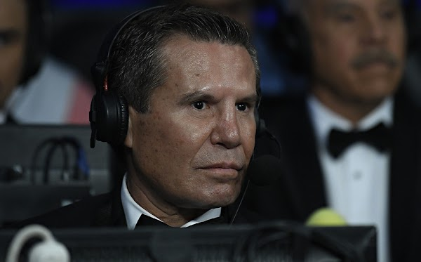 'Llegaba bien pedo a las transmisiones'; así aparecía Julio César Chavez en Box Azteca