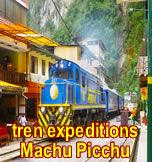 Tren a Machu Picchu