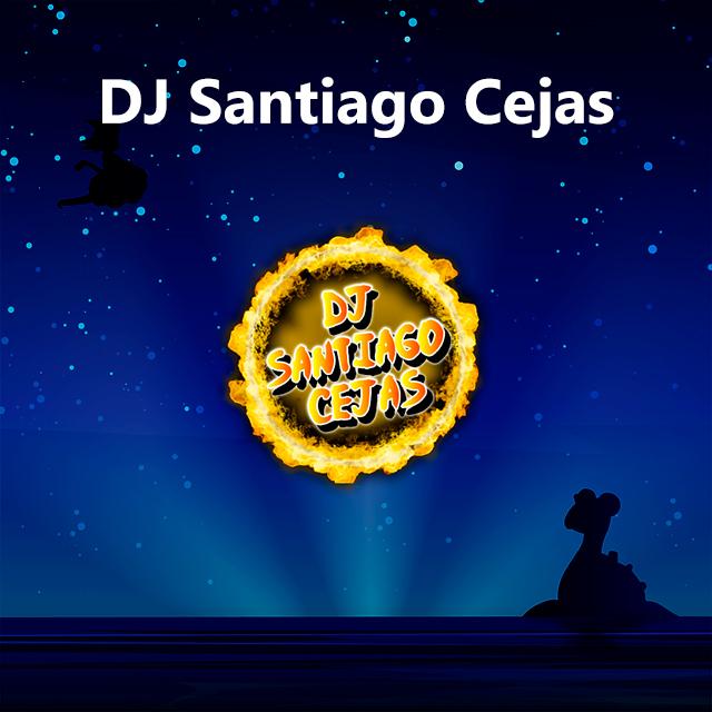 Imagen con el logotipo de DJ Santiago Cejas