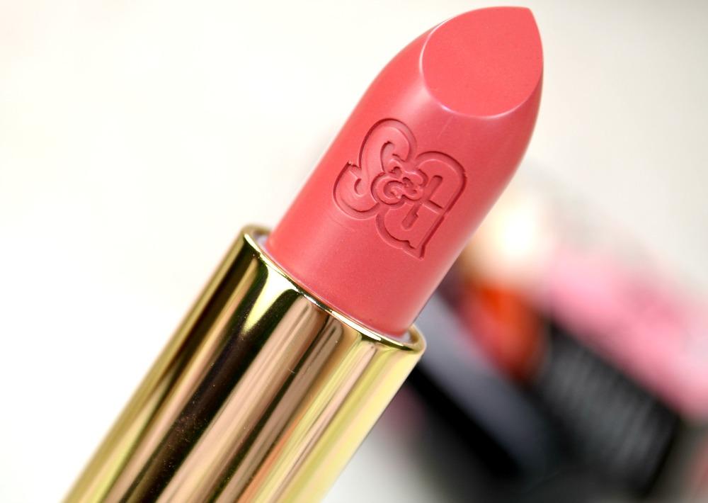 Soap & Glory Guavarama Super-Colour Fabulipstick Collagen Boosting Lipstick