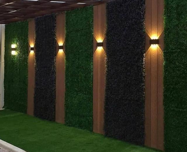 افكار تنسيق حدائق بالطائف