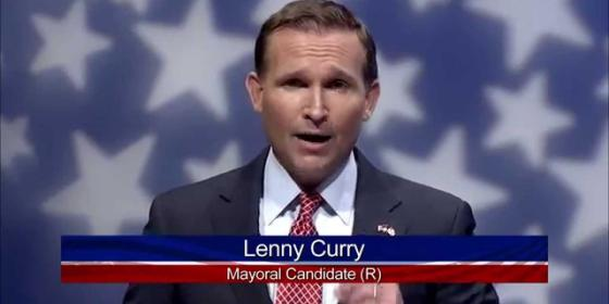 Jacksonville Mayor Lenny Curry
