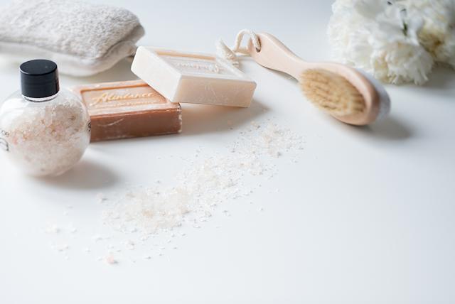produits pour le bain