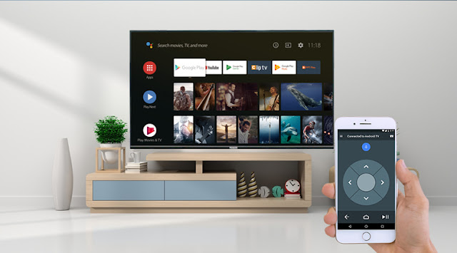 Android Tivi Panasonic 4K 43 inch TH-43FX550V chính hãng, giá tốt