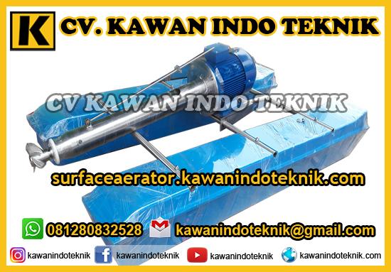 Turbo Jet Surface Aerator