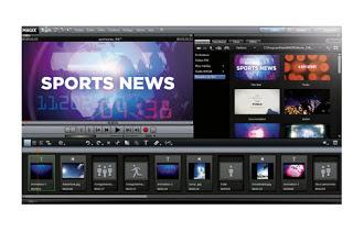 تنزيل تحميل برنامج مونتاج الفيديو للكمبيوتر MAGIX Video deluxe