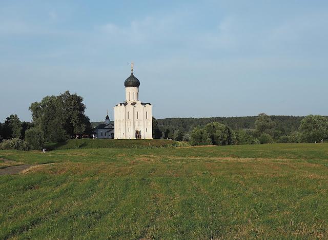 Церковь Покров на Нерли (Church of the Intercession on the Nerl)