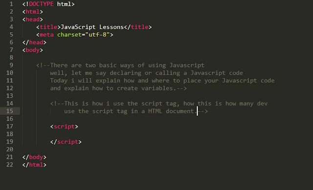 Learn Basic JavaScript Programming by Geekz Town