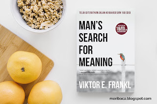 Review Buku Man's Search for Meaning - Victor Frankl