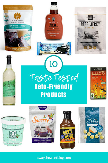 10 Taste Tested Keto-Friendly Products