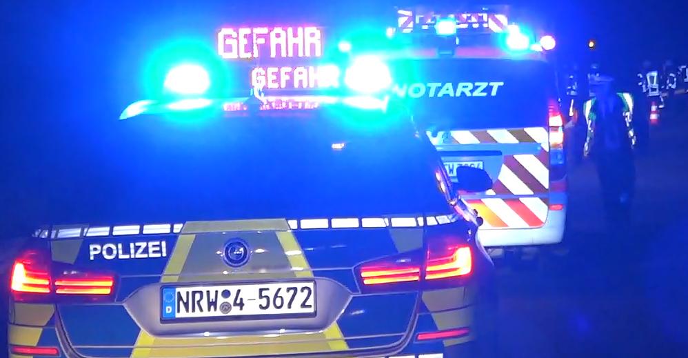 nrw-aktuell.tv: Mutprobe: Tragischer Tod durch Sturz von einem Baukran