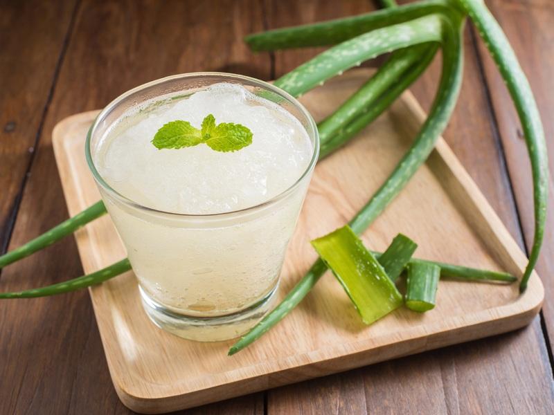 7 Benefícios do suco de Aloe Vera
