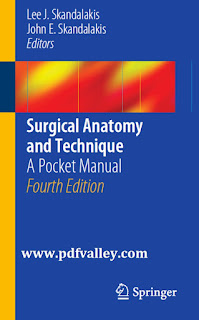 Surgical Anatomy and Technique: A Pocket Manual 4th Edition