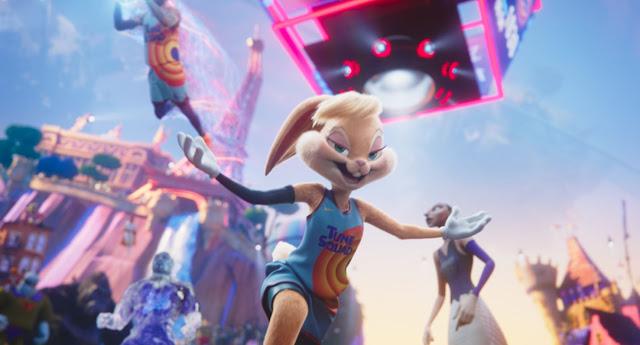 space jam nuevas leyendas lola bunny