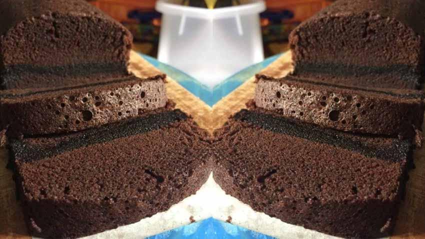 Resep Brownies Kukus Ny. Liem 3 Telur Tetap Moist dan Legit Recooknya Bunda Intan Apip