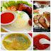 Resepi Nasi Ayam Dengan Sos Cili Yang Sedap