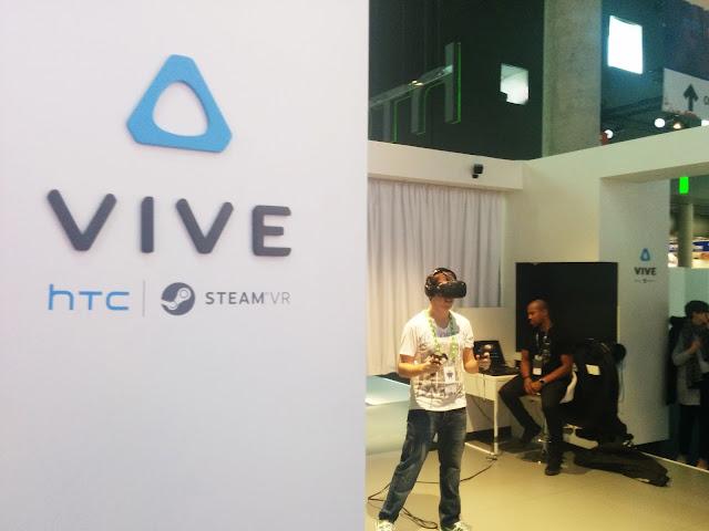 VIVE MWC HTC