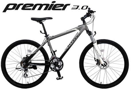 Spesifikasi & Harga Sepeda Gunung Polygon Premier 3.0