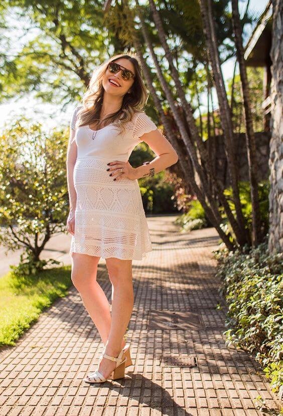 Vestido-de-trico-gestante