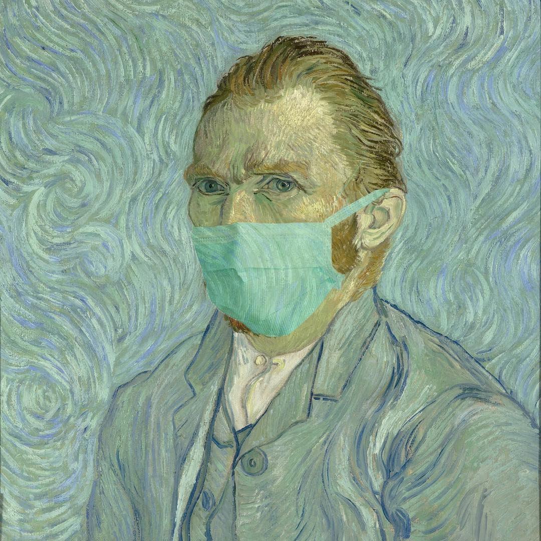 Genevieve-Blais-Van-Gogh