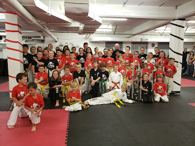 St.Marys Premier Karate, Cardio-Kickboxing and Self-Defense School