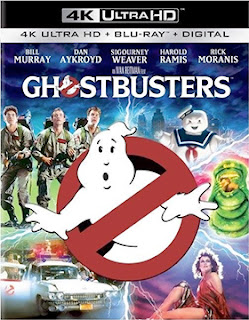 DVD & Blu-ray Release Report, Ghostbusters, Ghostbusters II, Ralph Tribbey