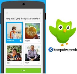 Aplikasi Belajar Bahasa Inggris Bagi Pemula di Android