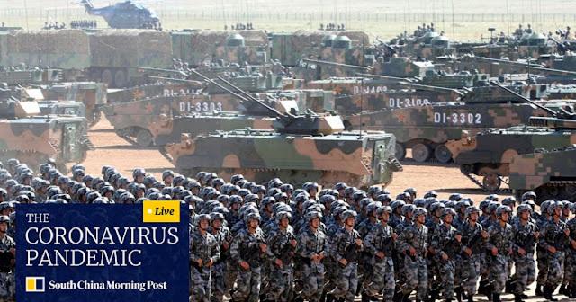 Tentara China Siap Lawan Amerika di Wilayah Sengketa LCS