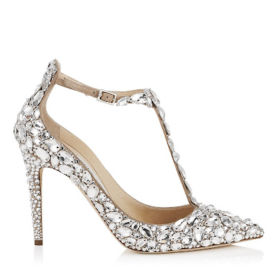 8ee5f80cce7 A beautiful creation and a couture piece to keep forever, Storm is a  definite showstopper. Developed on a T-bar pointy toe pump, the upper and  heels are ...