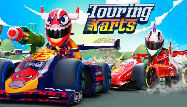Touring Karts Free Download PC Game Cracked in Direct Link and Torrent. Touring Karts takes maximum advantage of the possibilities of VR by reinventing KART-type races in the midst of chaos full of action and surprises. The game can also be enjoyed on…