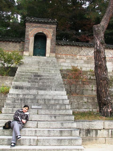 huwon garden Changdeokgung palace, Changdeokgung garden, garden in seoul, secret garden in Changdeokgung palace, palace garden