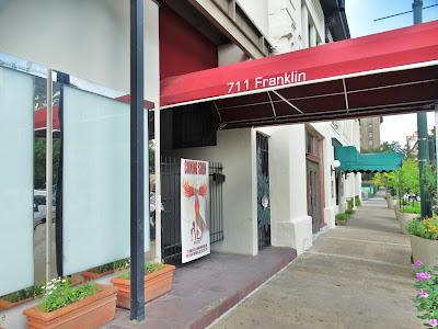 711 Franklin Street - New bar / lounge coming soon