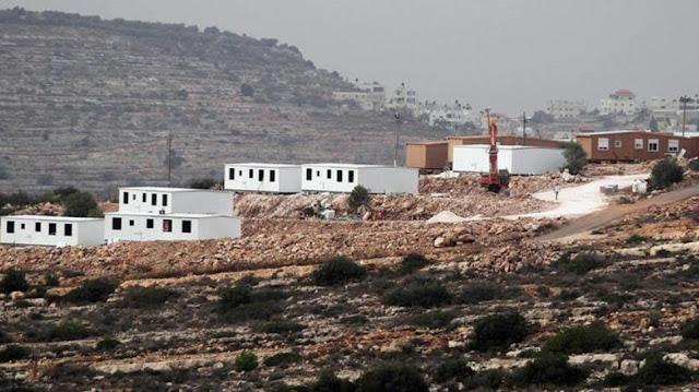 pemukiman israel yang dibangun di hebron