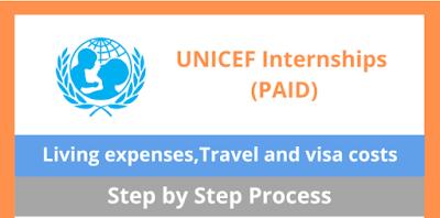 تدريب اليونيسف 2021 | ممول بالكامل + شهادة