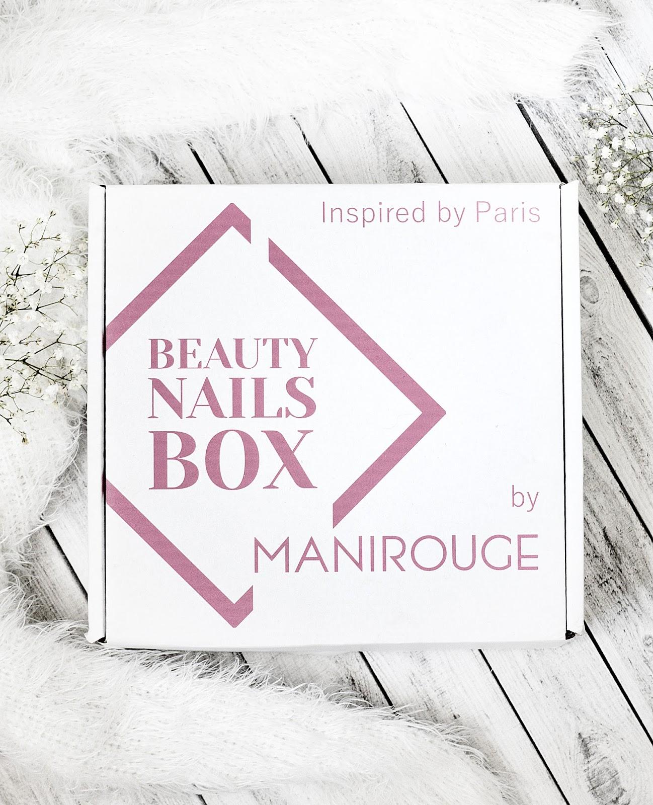 Szaleństwo wzorów zamiast tradycyjnego manicure hybrydowego z Manirouge.